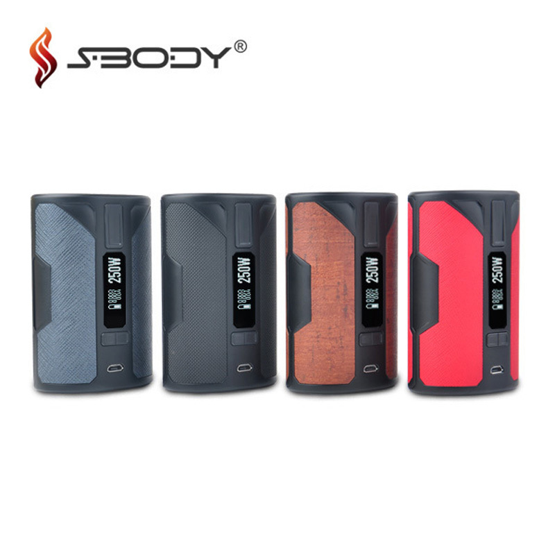 Original Sbody VapeDroid C3D1 DNA250 Box Mod Fit triple 18650 - Cigarrillos electrónicos