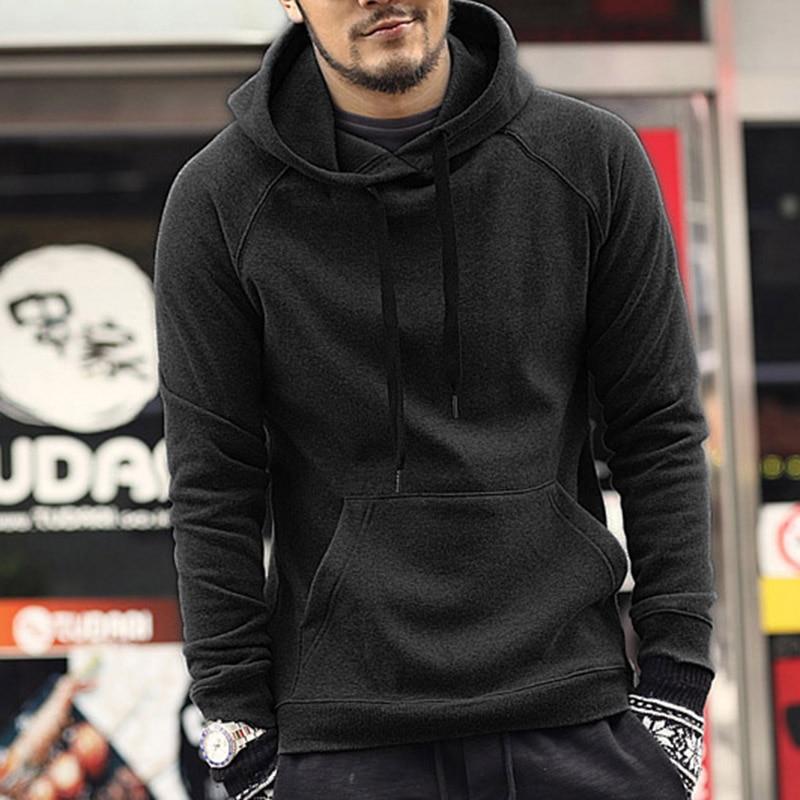 winter cotton thickened new brand sweatshirt men hoodies fashion solid Jacket Mens turtleneck Hoodies Sudaderas Hombre Hip pop