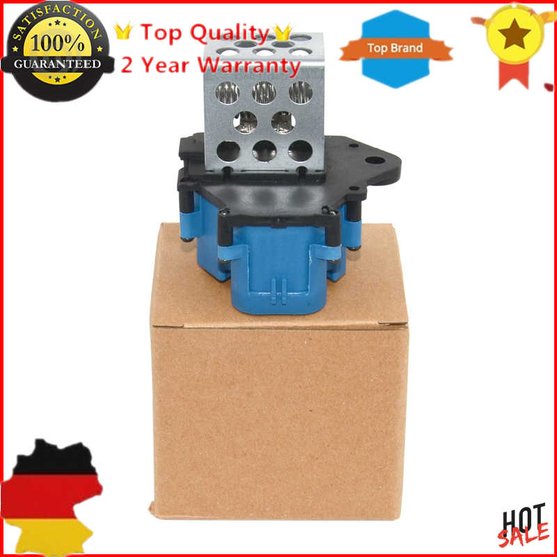 For Citroen Berlingo Peugeot Partner Radiator Cooling Motor