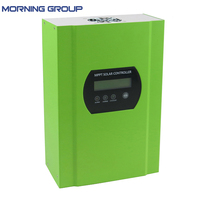 SMART1 12/24/48V auto 96V smart MPPT solar charge controller 50A 60A 30A with RS232