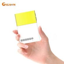 Gigxon-led lcd full hd mini proyector led portátil con usb/sd/av/hdmi de entrada proyector de bolsillo