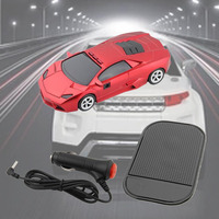 Whole Sale Price Voice Alerting Radar Detector English Option Red Available