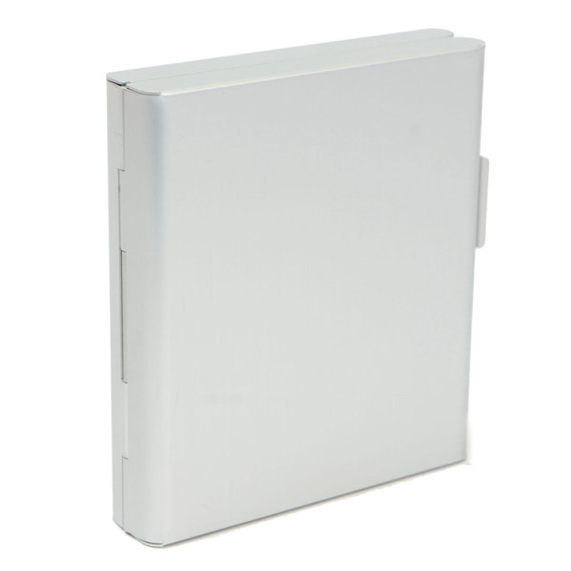Aluminum Cigarette Case for 20 Cigarettes 4