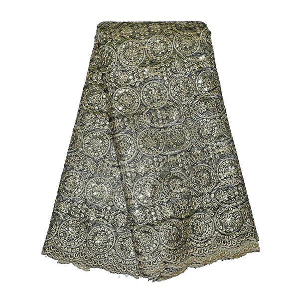 noble metallic African george velvet lace  clothes fabric for wedding superior qulaity  5 yards luxury gold for sewing dress