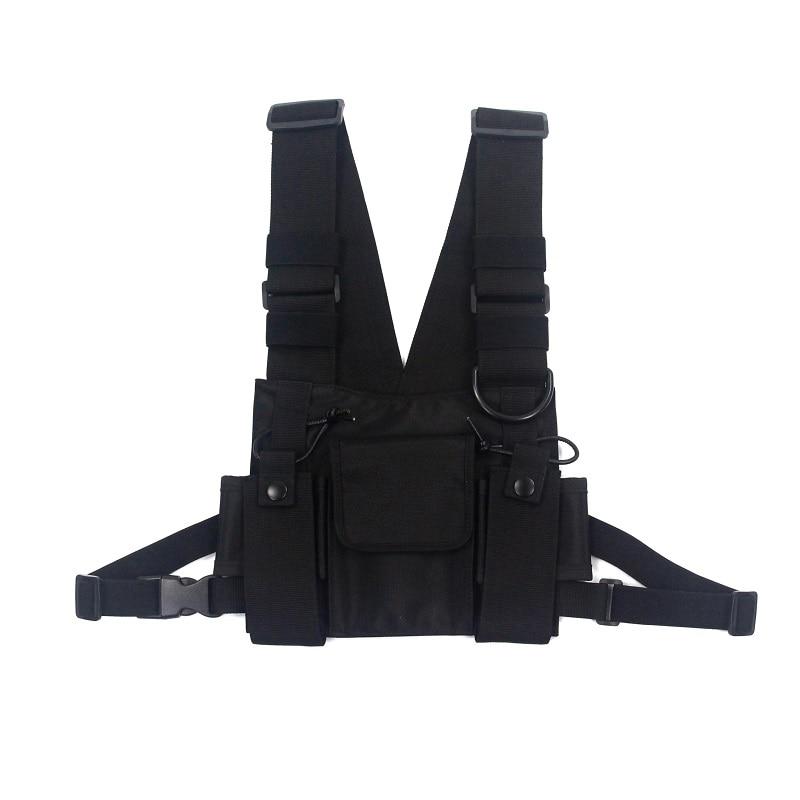 Men's Tactical Shoulder Chest Rig Bag 8