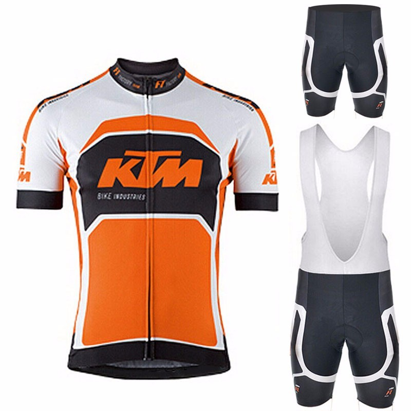2017 Men's Cycling Jersey MTB Bike Clothing KTM Team Cycling Clothing Ropa Ciclismo Jerseys PRO Bicycle Wear Bike Clothes Sets team orbea long ropa ciclismo cycling jerseys autumn mountian bicycle clothing mtb bike clothes for man 587