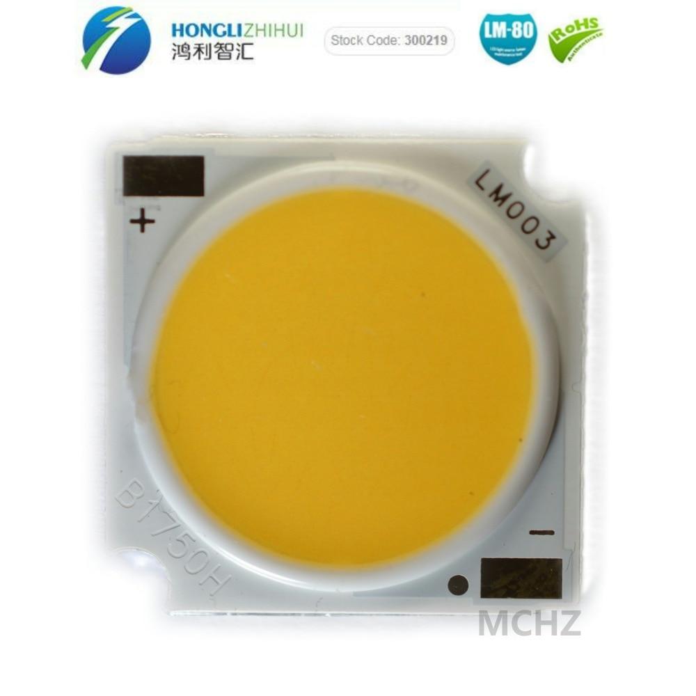1 pièces 19 MM COB 12C-5B 60 puces 36 V-38 V 30 W Chaud naturel midi blanc CRI> 80 Projecteur source Piste lampe source
