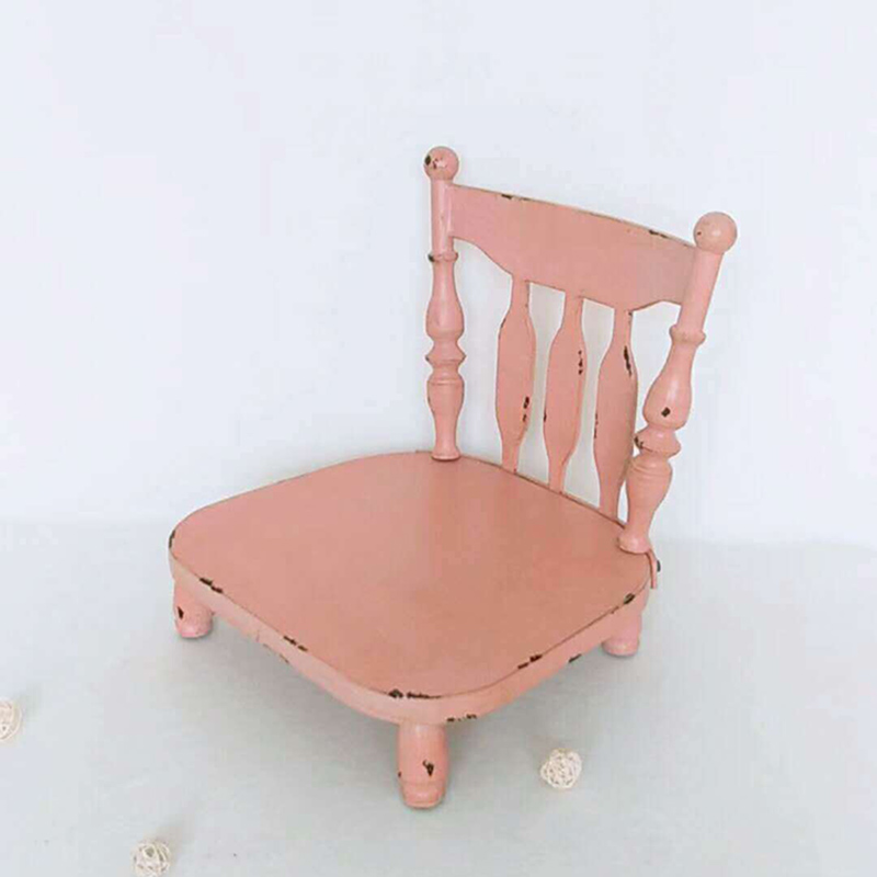 Baby Girl Chair Nursing Stool Newborn Photography Studio Detachable Props Infant Bebe Fotografia Accessories Boy Photo Shoot Iron Basket In Hats Caps From Mother