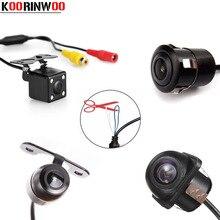 Koorinwoo Multifuntion Universal HD Auto Front Camera Car Re