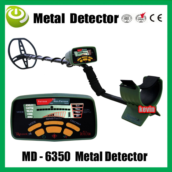 Underground Gold and Silver Metal Detector MD 6350 Gold Locator font b Machine b font Factory