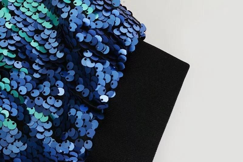 Sparkle Base Nuova Paillettes Bomber Cappotti Giacca Oversize Rivestimento Allentare Bonu Picture Femminile Cappotto Kimono As Primavera Di w1q71x