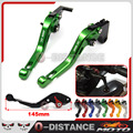 Motorcycle Accessories CNC short Brake Clutch Levers With Z1000 Logo For Kawasaki Z1000 2003-2006