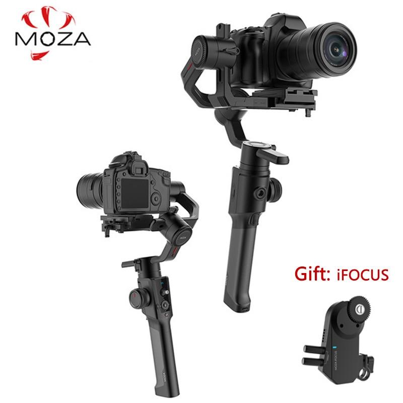 Gudsen Moza Air 2 Maxload 4.2KG DSLR Camera Stabilizer 3 Axis Handheld Gimbal for Sony Canon Nikon PK DJI Ronin S Moza Air 2 цена
