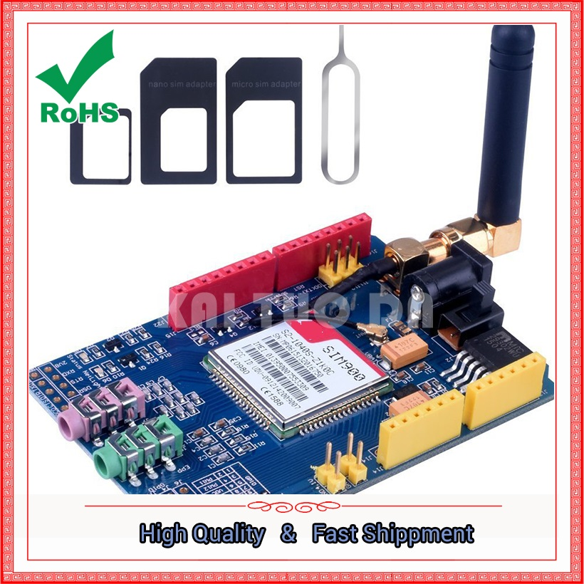 SIM900 module \ 4 frequency module \ development board \ GSM \ GPRS \ module \ wireless data transmission super TC35iSIM900 module \ 4 frequency module \ development board \ GSM \ GPRS \ module \ wireless data transmission super TC35i