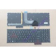 US laptop Keyboard for Acer Predator 17 15 G9-791 G9-791G G9-591 G9-591G G9-591R English KEYBOARD