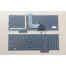 US laptop Keyboard for Acer Predator 17 15 G9 791 G9 791G G9 591 G9 591G