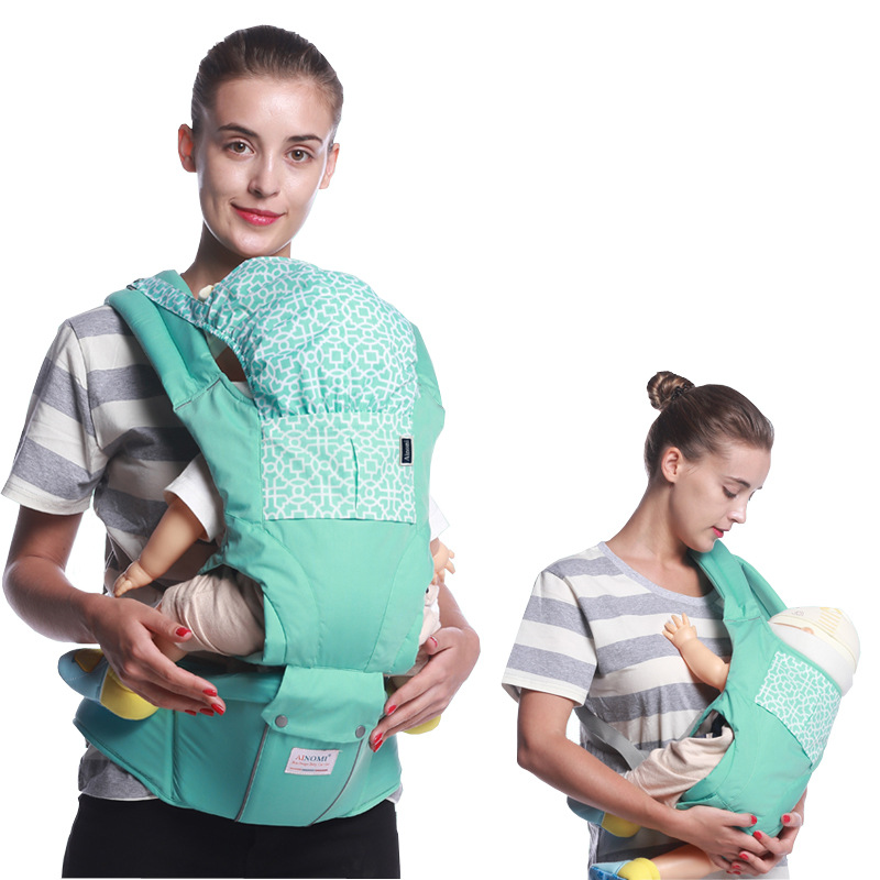 Baby Carrier Kid Hipseat with Belt Sling Breathable Ergonomic Backpack 3 In 1 Kids Hip Seat Toddler Backpack 8 in 1 ergonomic baby carrier sling 2017 breathable baby kangaroo hipseat backpacks carriers removeable backpack sling