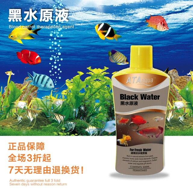 Ata Amazon Blackwater Blackwater Original Ecological Aquarium Fish