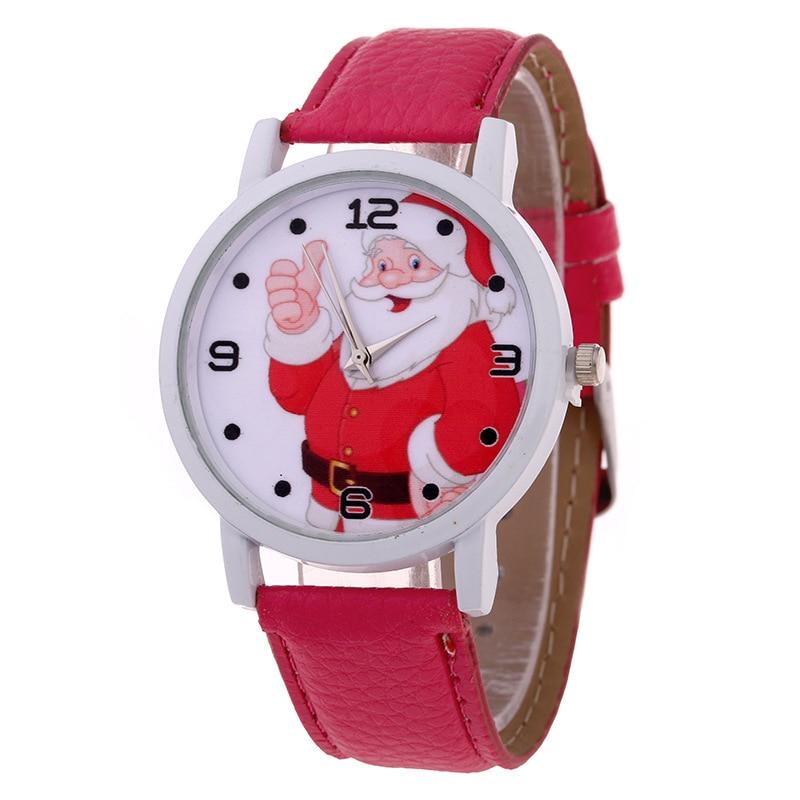 Νέο ρολόι χαλαζία PU Δερμάτινο ρολόι ρολογιών μωρών ρολόι ρολογιών ρολόι ρολόι ρολόι Relogios για γυναίκες κορίτσι