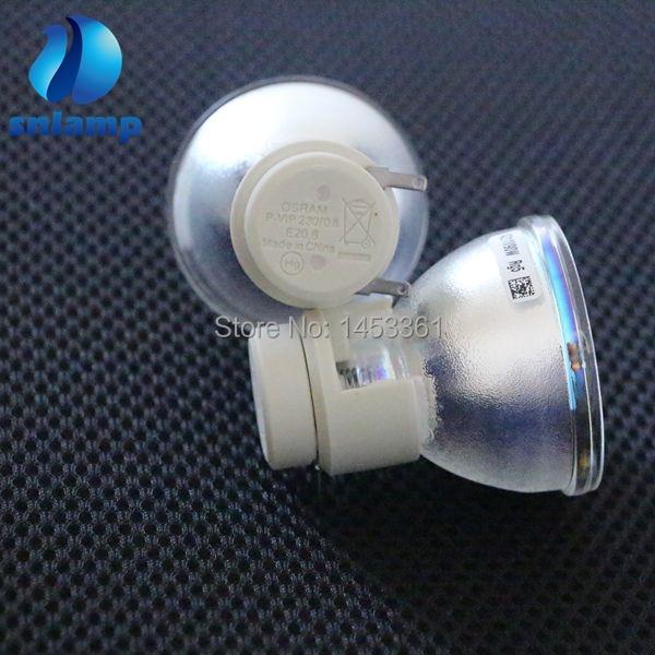 ФОТО Cheap original projector lamp bulb SP.8MQ01GC01 for Theme-S HD23  Theme-S HD230X