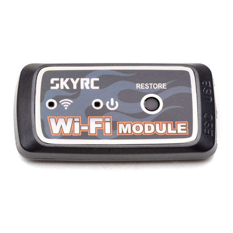 SKYRC SK 600075 WiFi módulo Compatible con Original Imax B6 Mini B6AC V2 para RC Helicopetr espaà a