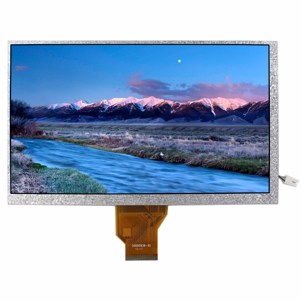 9 TFT LCD Screen AT090TN10 AT090TN12 800x480 50Pin LCD Display 6 2 tft lcd display 800x480 hsd062idw1 60p 6 2 tft display color lcd