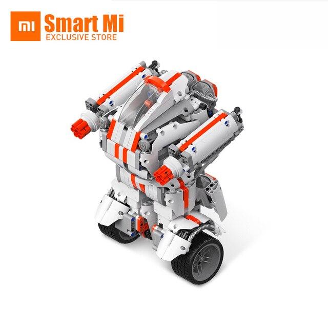 In Stock! Xiaomi Coding Toy Block Robot ARM Cortex-M3 Chip Through Smart Phone APP Control