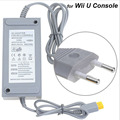 US/EU Plug 100-240V DC 15V 5A Home Wall Power Supply AC Charger Adapter Cable for Nintendo Wii U WiiU Console Host +Tracking