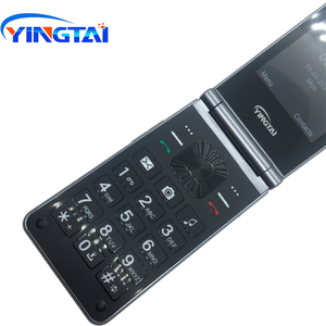 Image 5 - Best Original YINGTAI T39L Telephone GSM flip cell phones FM Torch Dual SIM 2.8 inch clamshell Button unlocked 2G Mobile Phone
