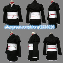 High Quality Custom Made kurotsuchi nemu Cosplay Costume Bleach  Anime Cosplay Costumes