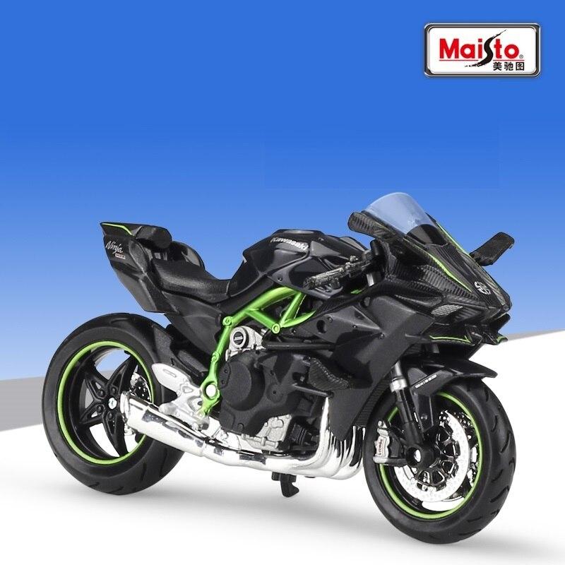 1:18 Maisto Kawasaki Ninja H2R Diecast Motorcycle