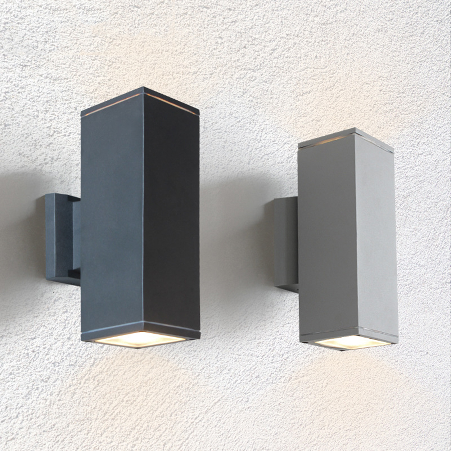 Iluminacion De Jardin Led 18 W Exterior Lampara Lampara De