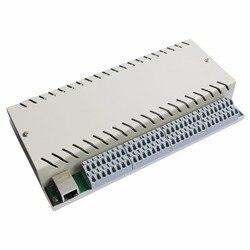 32 банда сети Ethernet TCP IP реле управления Diy переключатель модуль умный дом автоматизация дистанционного управления Лер охранной сигнализации ...