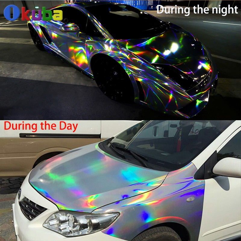 New-Arrival-Laser-Plating-Vinyl-Hologram-Full-Body-Car-Sticker-with-Air-Bubble-Free-Pvc-Rainbow-Film-2