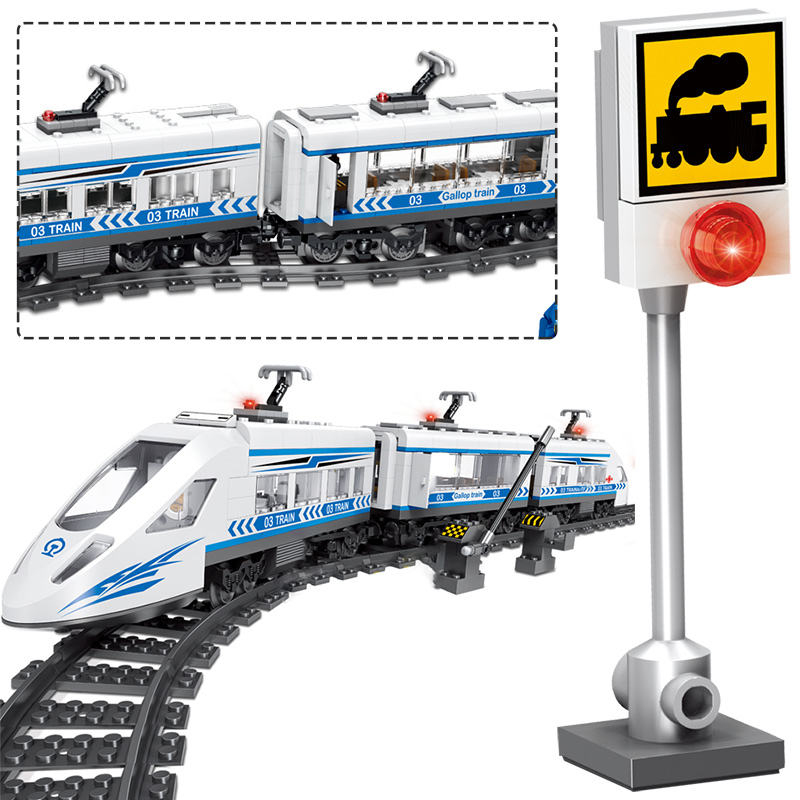 583pcs-RC-Blocks-Compatibe-Technik-City-Series-Railway-Train-Station-High-speed-Rail-Building-Blocks-Bricks (5)