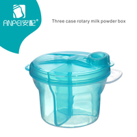 1 PCS Portable Milk Powder Formula Dispenser Food Container Storage Feeding Box For Baby Kid Toddler