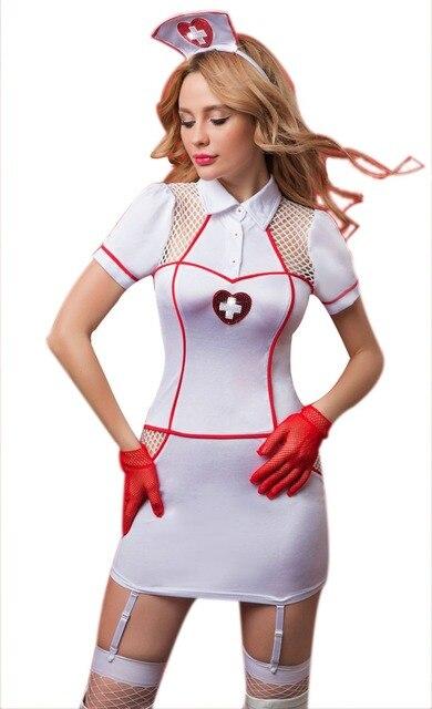 Сексуальные мечты медсестры
