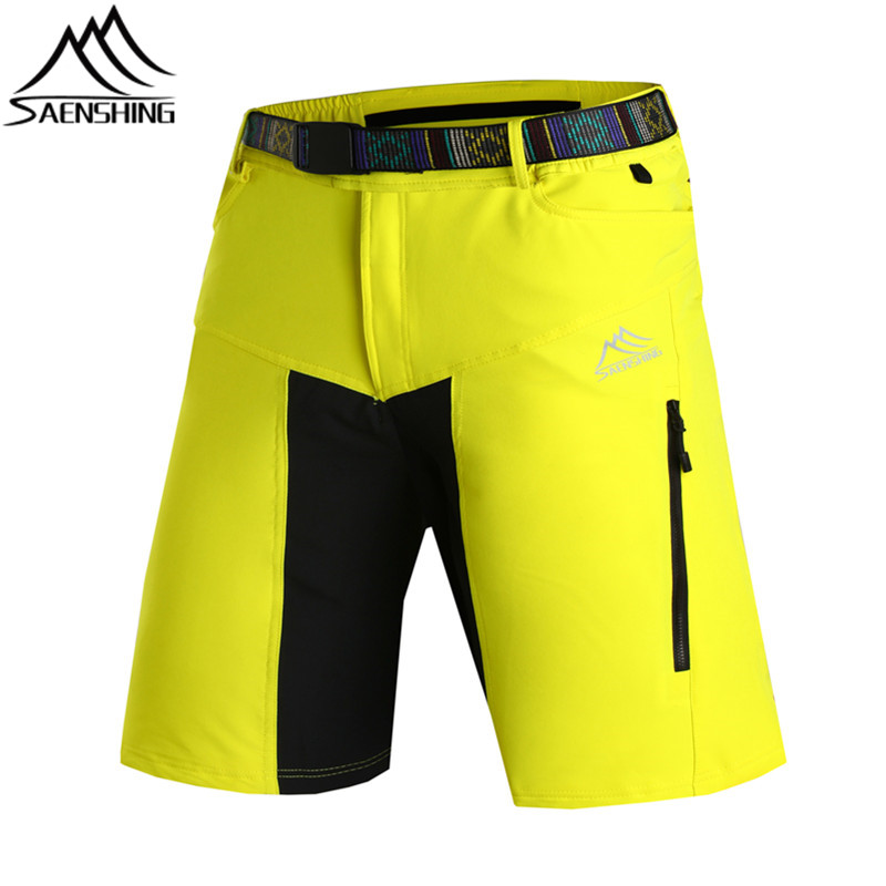 Cycling Shorts Men Sweat Breathable Culote Ciclismo Hombres Quick Dry Riding Mtb Mountain Bike Shorts Size