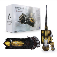 Assassins Creed Versteckte Klinge Konsortium Gauntlet Brinquedos Edward Kenway Juguetes Pvc-abbildung Modell Kinder Spielzeug