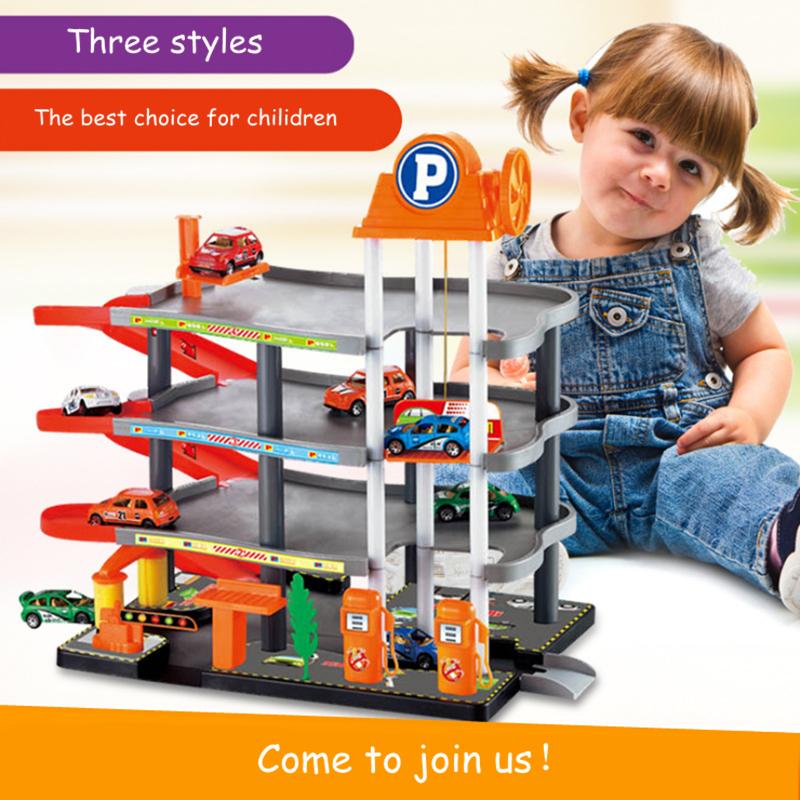 pista de de varios pisos hot wheels juguete juguetes educativos para nios s juegos