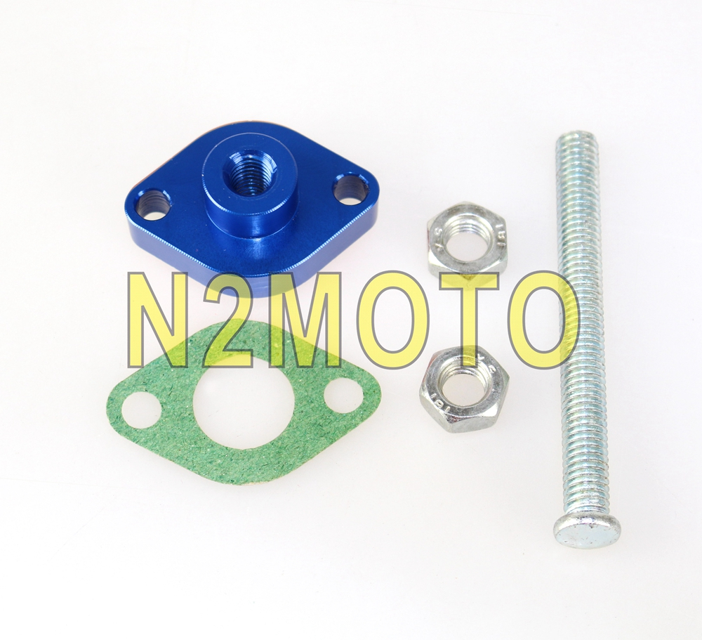 Motorcycle Blue Manual Cam Timing Chain Tensioner for Yamaha TTR XT TT YZ  WR 225 230 250 400 426 450 Off Road-in Crankshafts from Automobiles &  Motorcycles ...