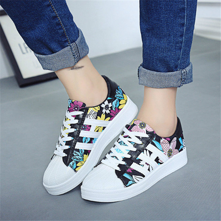 1462699fd848 New style autumn woman casual platform female korean girl shoes platform  shoes appartamenti-in Men s Casual Shoes from Shoes on Aliexpress.com
