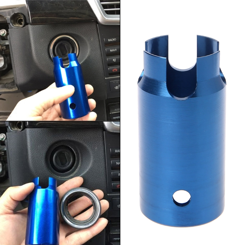 1Pc Ignition Lock Switch Sleeve Remover Socket For Benz W129 Auto Repair Tools LS'D Tool