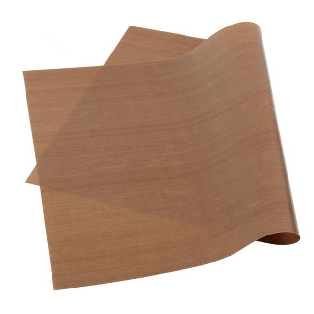 60X40 CM Kitchen Heat Mat Anti Oil Linoleum Fiberglass Sheets Clothnonstick Bbq