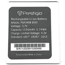 PSP3458 DUO battery for Prestigio MultiPhone PSP3458 DUO PSP 3458 Accumulator