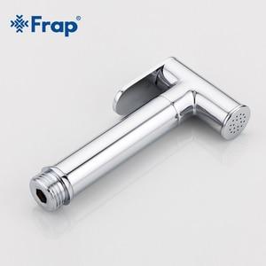 Image 5 - Frap בידה ברזי פליז אמבטיה מקלחת ברז בידה מרסס שרותים אסלת מכונת כביסה מיקסר מוסלמי מקלחת ducha higienica F7505 2