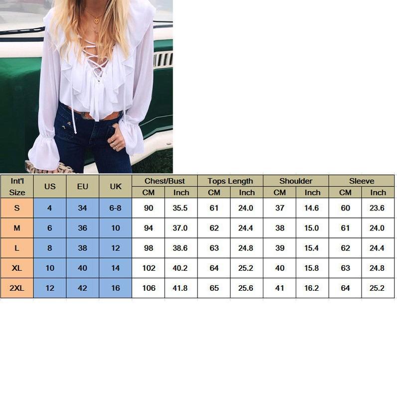 2019 Summer new Women Summer Casual Long Sleeve Tether Chiffon T Shirt Tops Tee Shirt in Blouses amp Shirts from Women 39 s Clothing