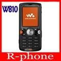 Бесплатная Доставка в Исходном Sony Ericsson W810 Мобильный Телефон 2.0MP Bluetooth Разблокирована W810i Сотовый Телефон