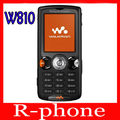 Free Shipping Original Sony Ericsson W810 Mobile Phone 2.0MP Bluetooth Unlocked W810i Cell Phone