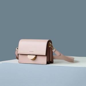 Image 1 - LACATTURA Women Shoulder Small Bag 2019 Luxury Designer Handbags Ladies Messenger Organ Bags Fashion Crossbody for Women 3 Color